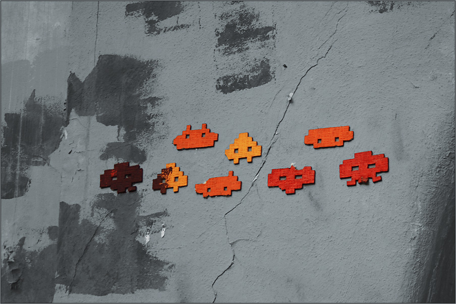 Stromovka Invaders