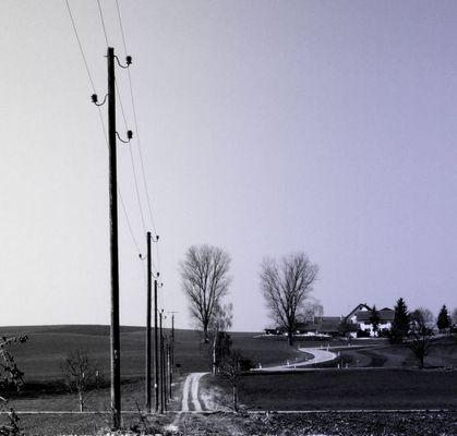 Stromtrasse