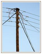 Stromversorgung auf Kos