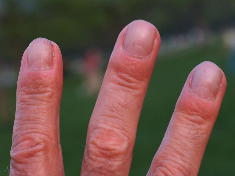 Strong fingers