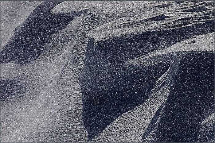 Struktur der Kälte