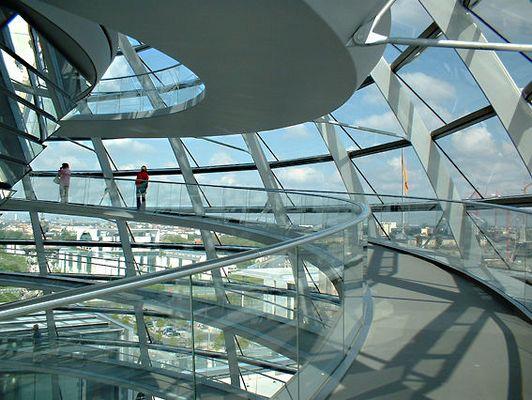 Strukturen aus Glas I