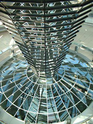 Strukturen aus Glas II