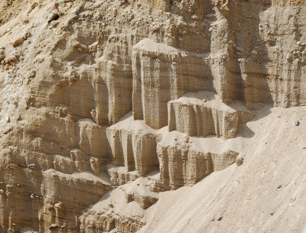 Strukturen des Erdbodens