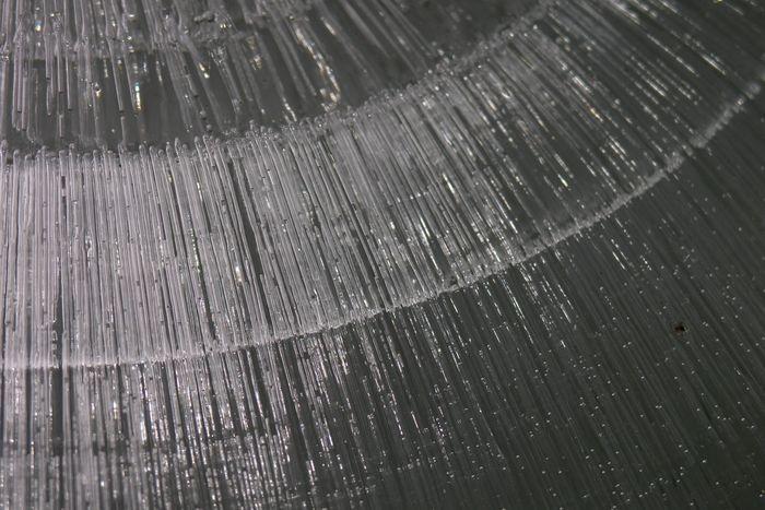 Strukturen im Eis IV.