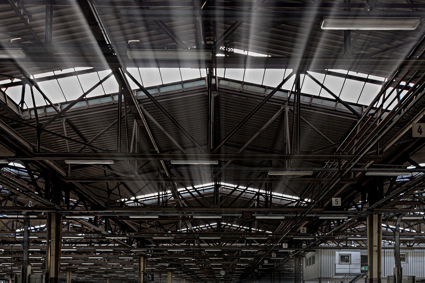 Strukturen im Licht