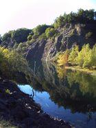 """Struthütten, """"Silbersee"""" im Naturschutzgebiet Malscheid"""