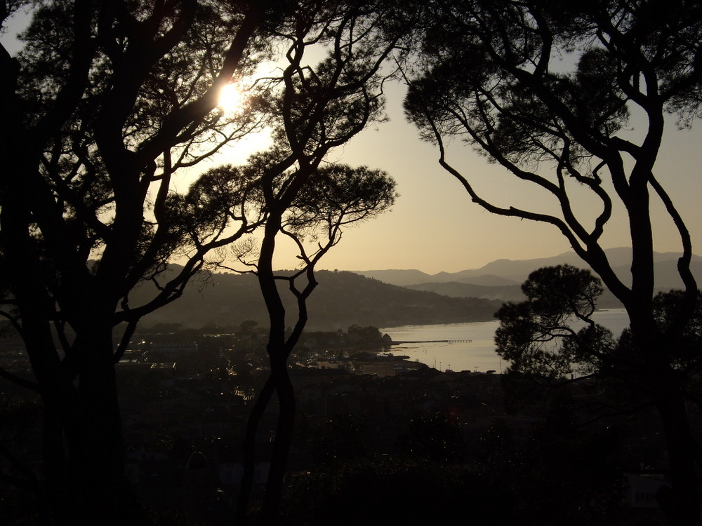 St.Tropez - from the Citadel