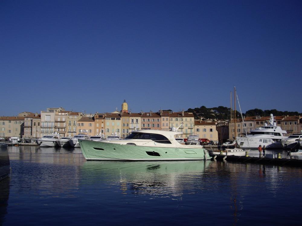 St.Tropez - harbour