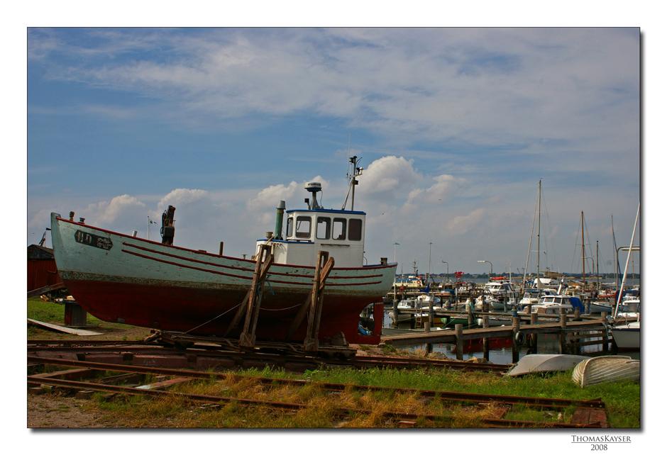 Stubbekøbing Hafen
