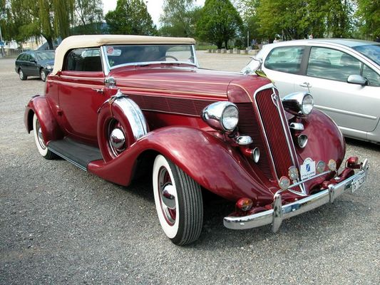 ----- Studebaker 1935 -----