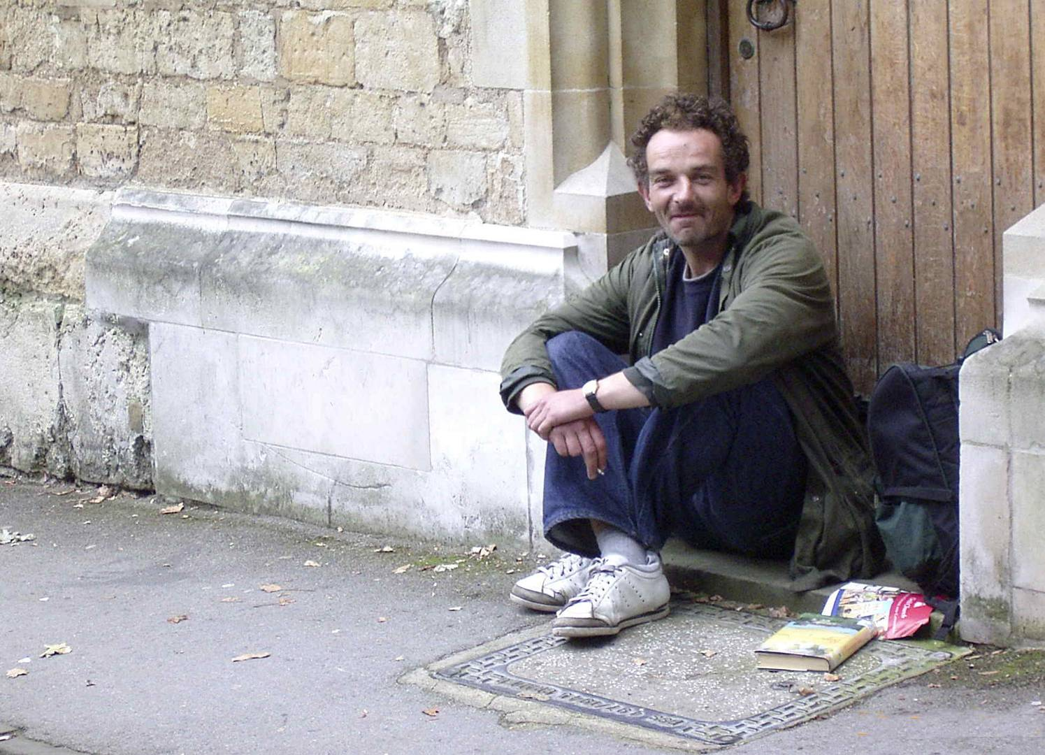 Student at the university of Oxford