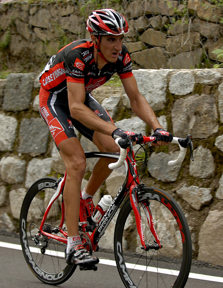 Studie / Giro '08 / 14.Etappe