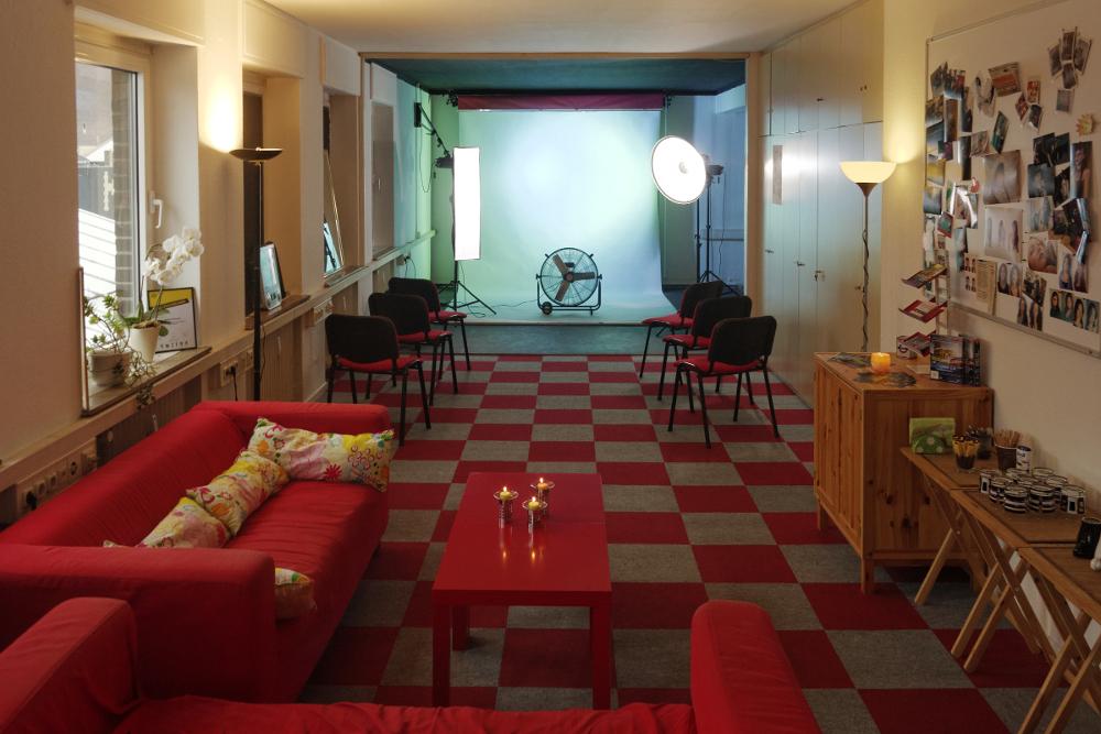 Studio Innenansicht