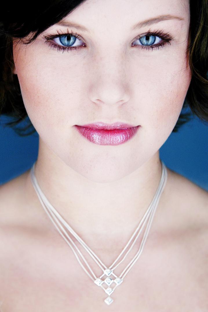Studio Portrait - Lovely Woman