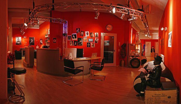 Studioansicht Artlight Studios Leichlingen