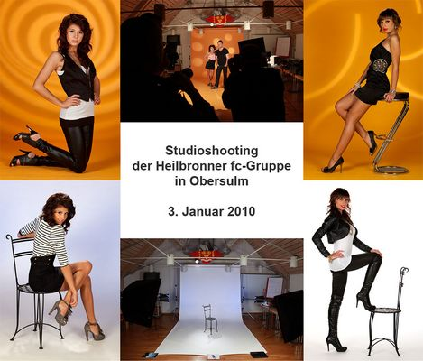 Studioshooting in Obersulm