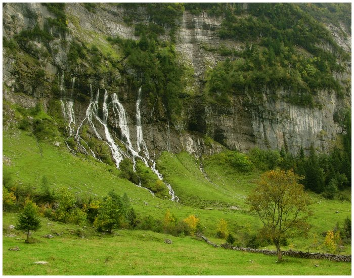 Stückchen Schotland in den Berner Alpen