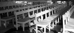 Stühle  im Dom