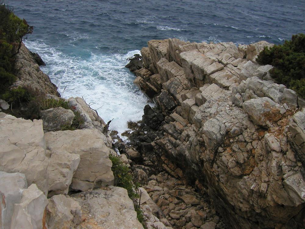 Stümische Bucht  auf Korcula