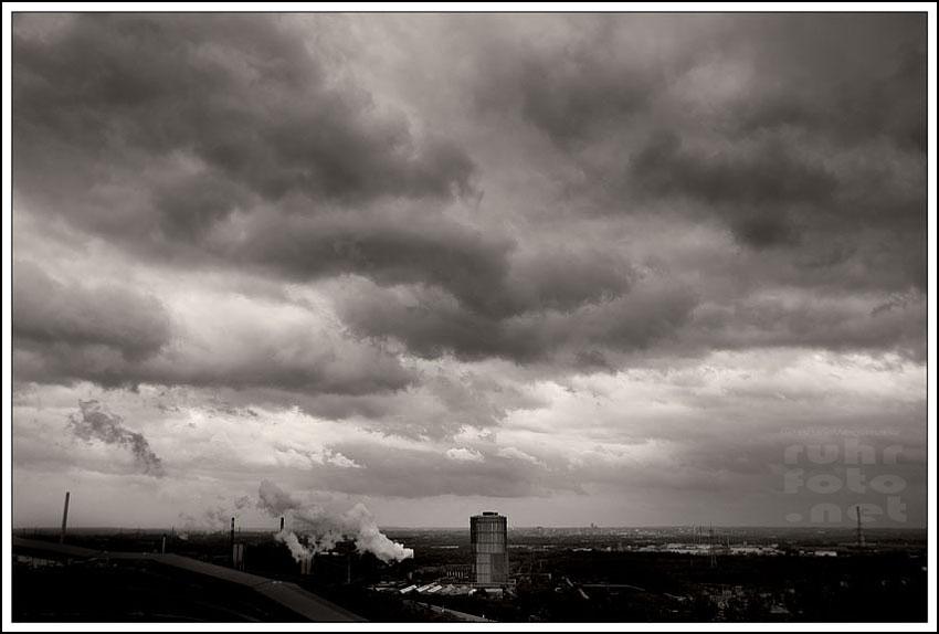 stürmische Zeiten