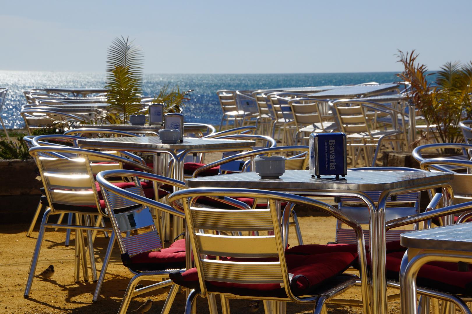 """""""Stuhl-leben"""" an der Costa Blanca"""
