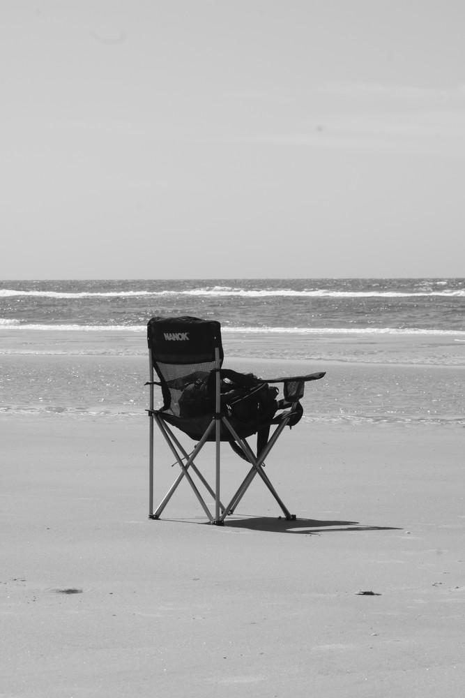 Stuhl mit Aussicht...