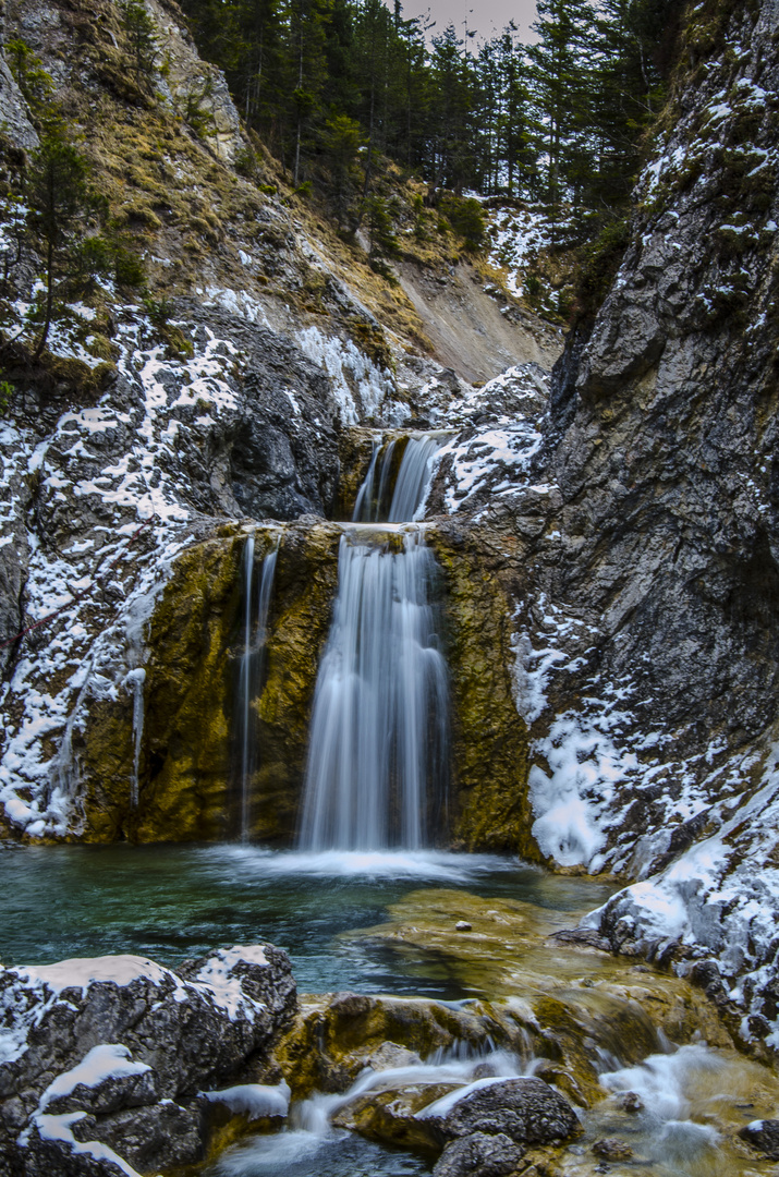Stuibenfälle, Reutte/Tirol