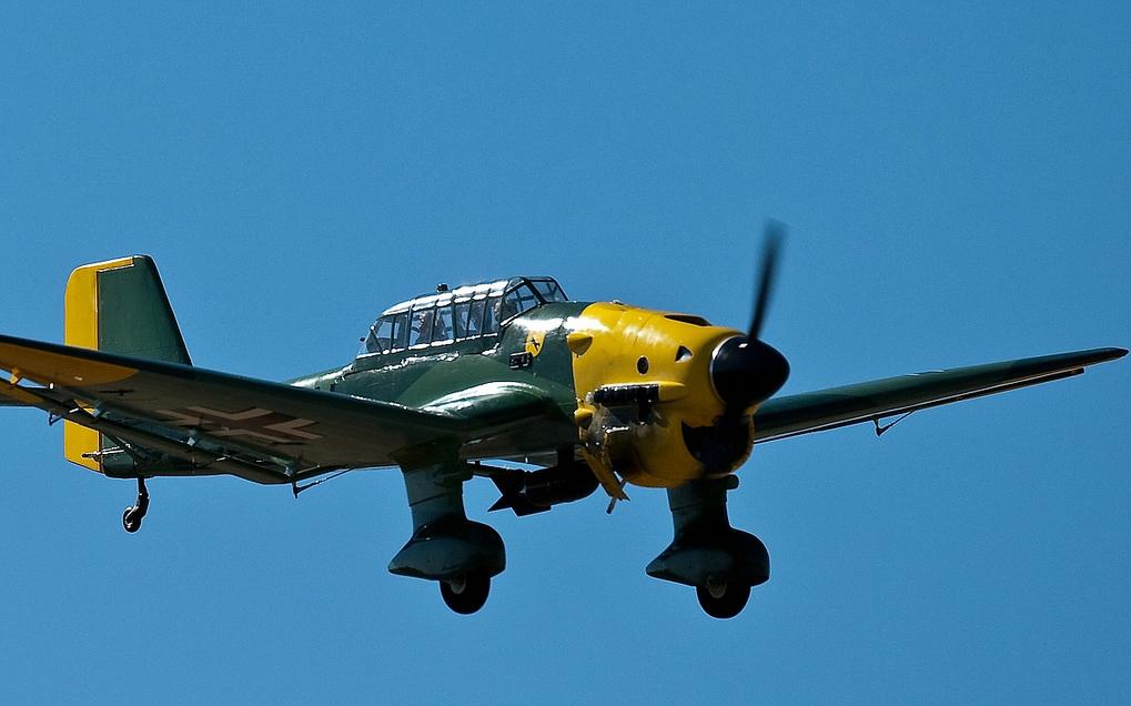 Stuka Ju 87 B2