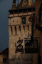 Stundturm in Schässburg