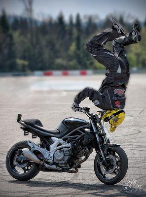 Stunt Motorrad Show II