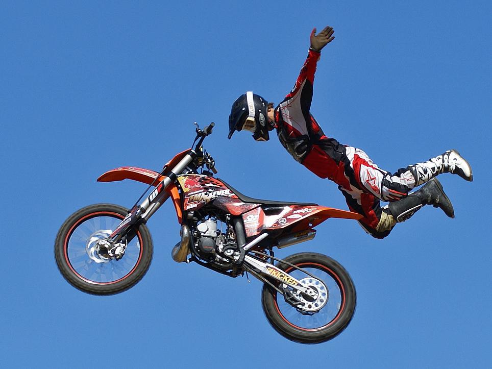 Stunt team