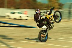 Stuntshow in Graz #1