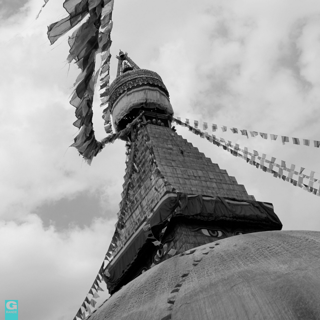 Stupa de Boudahanath