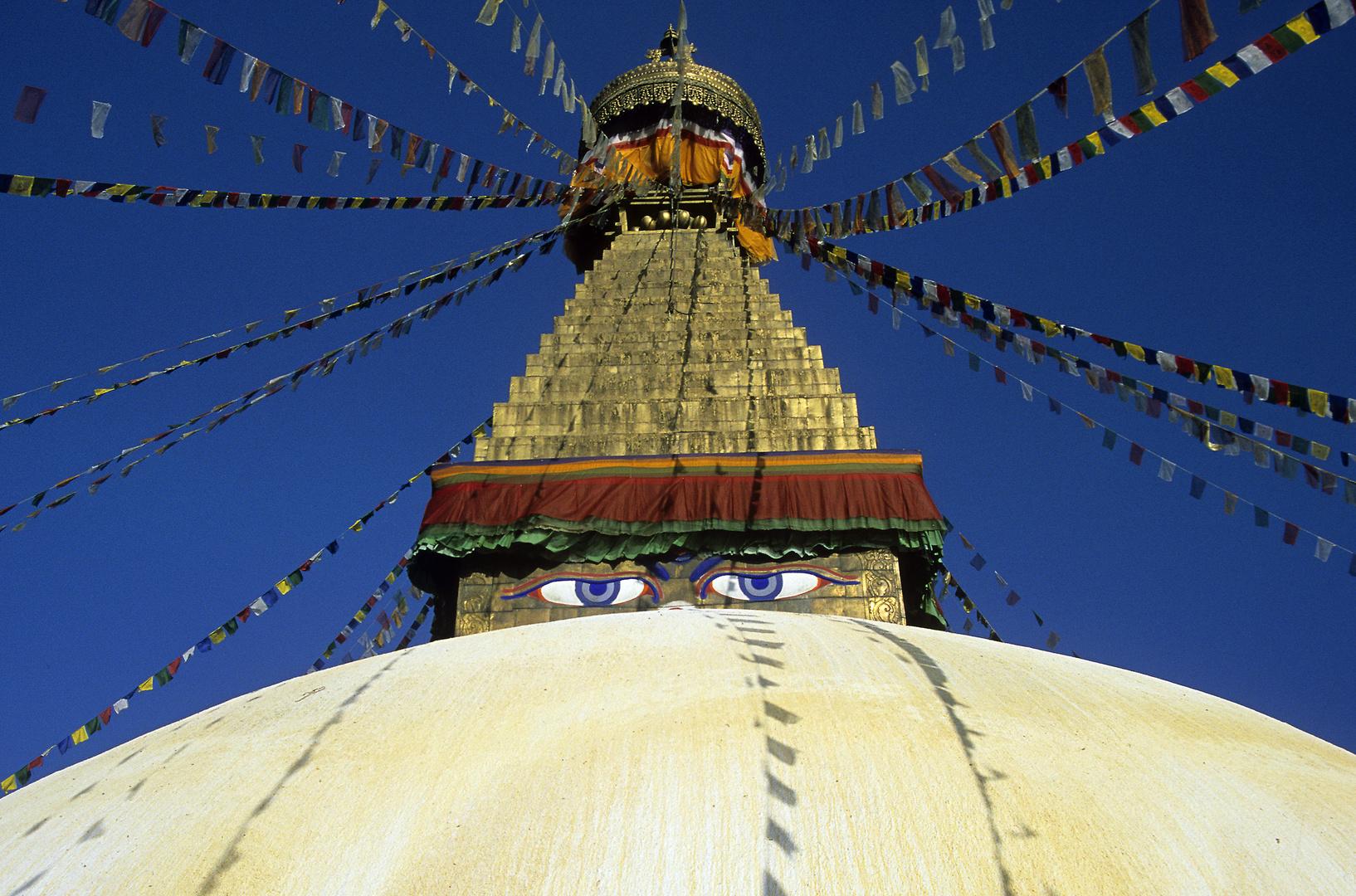 Stupa of Bodnath