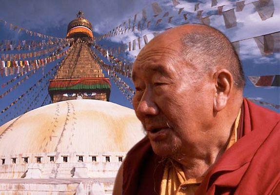 Stupa von Boudanath