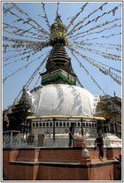 Stupa von Kathesimbhu