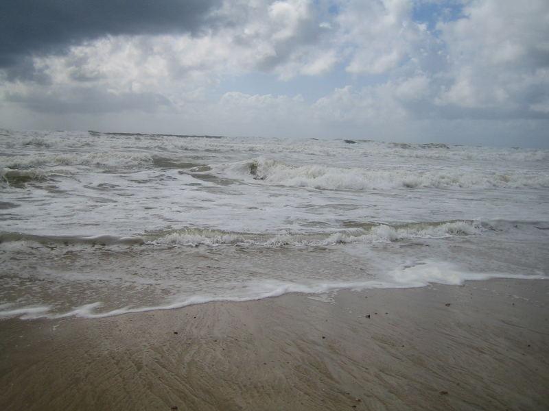 Sturm am Atlantik