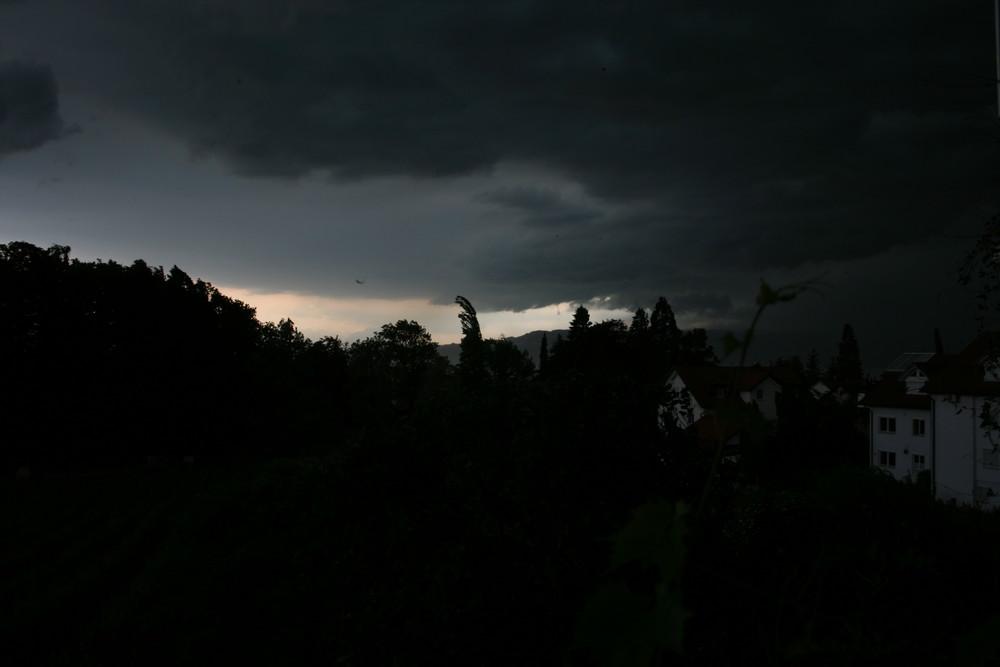 Sturm am Bodensee
