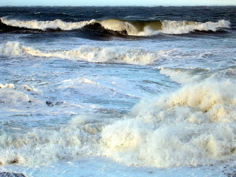 Sturm auf Norderney II