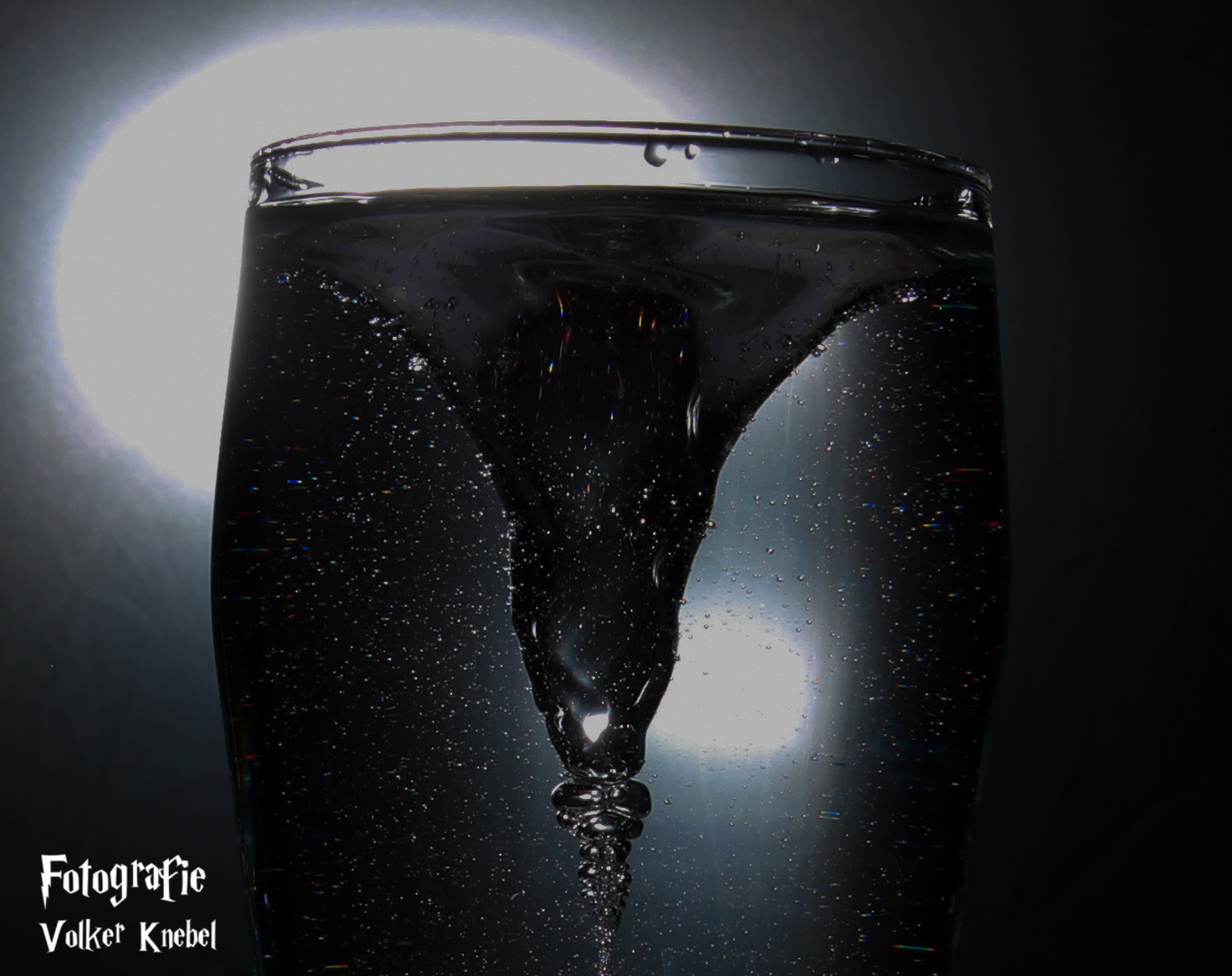 Sturm im Wasserglas