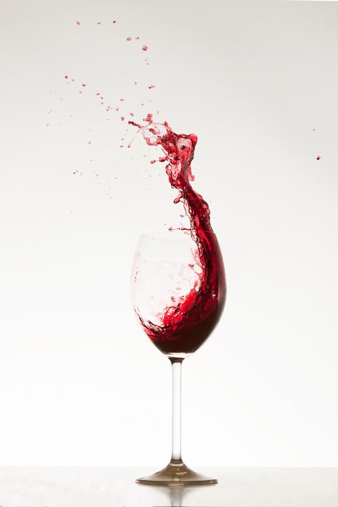 Sturm im Weinglas