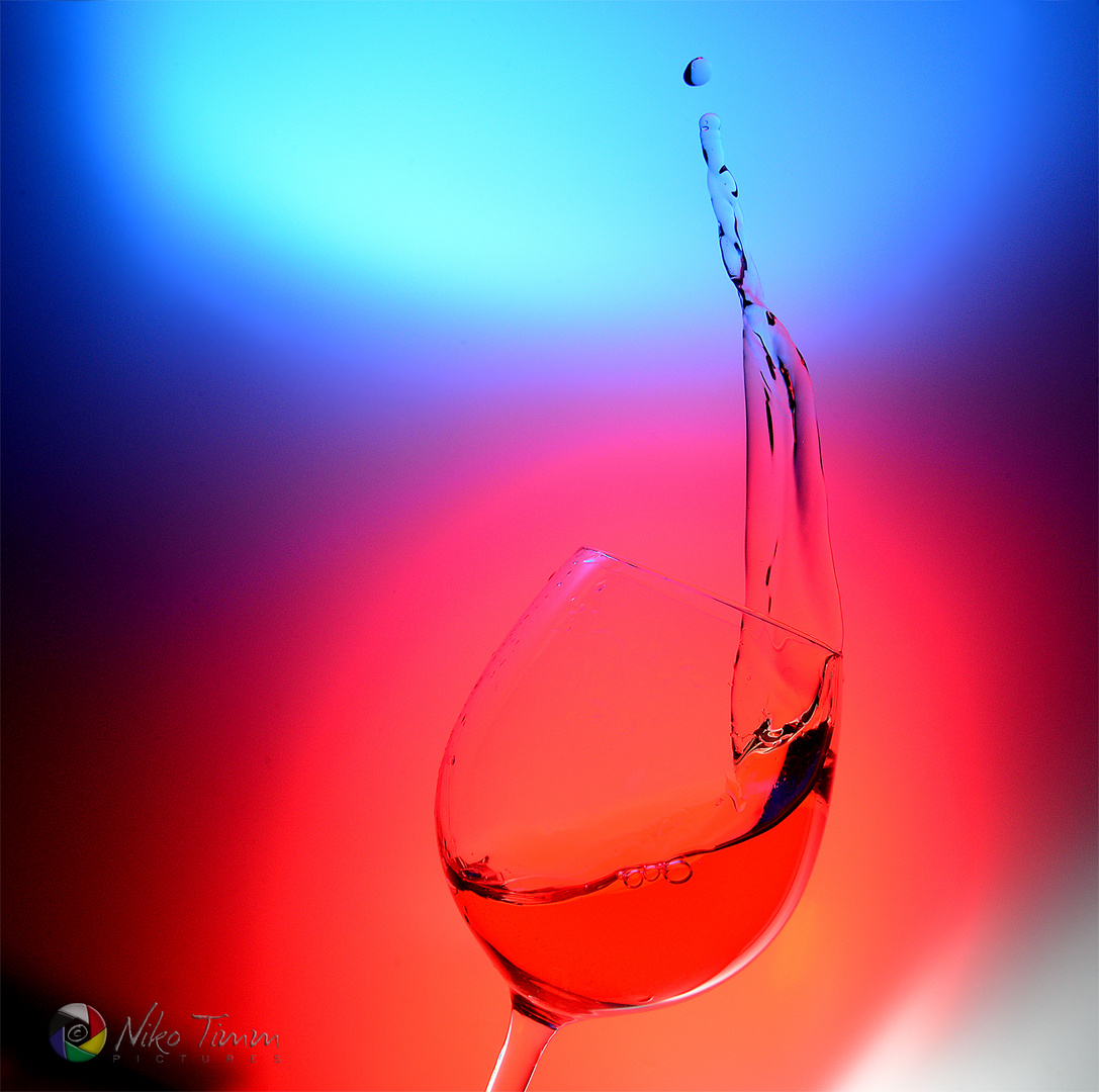 Sturm im Weinglas II