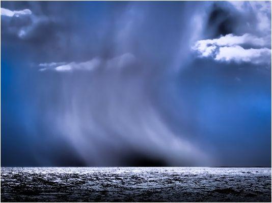 Sturm über Juist
