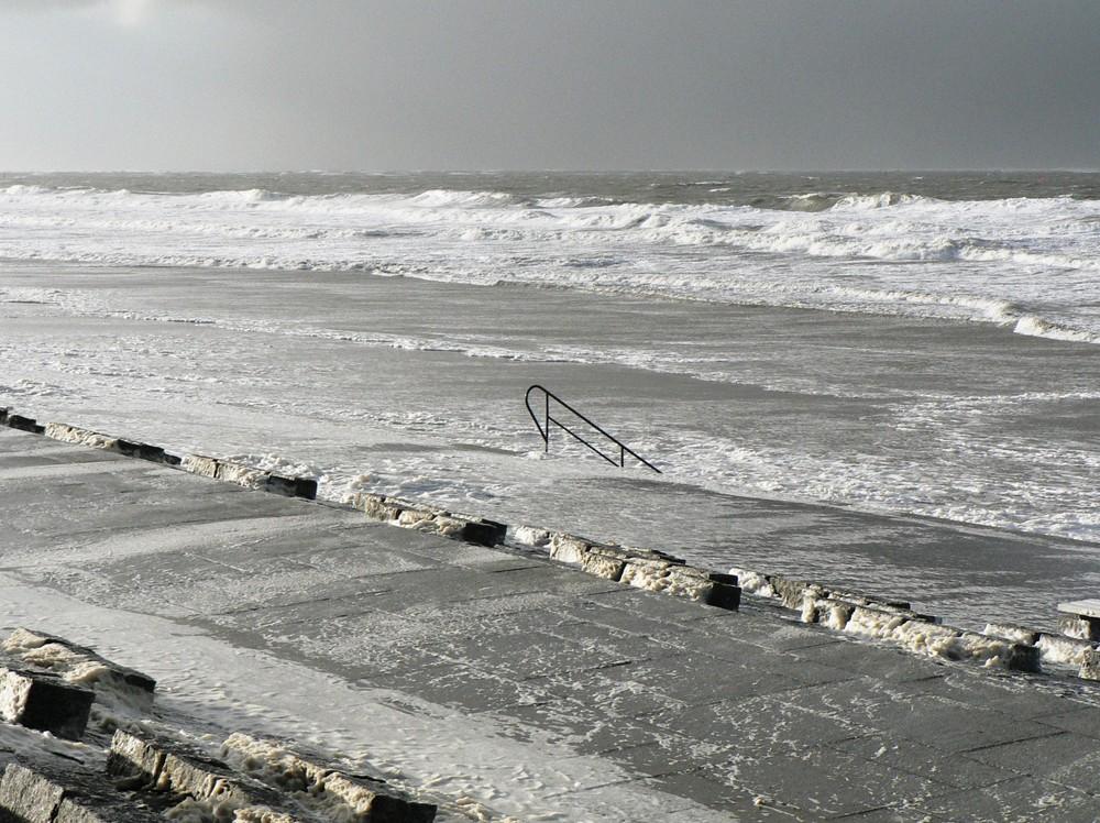Sturm über Norderney