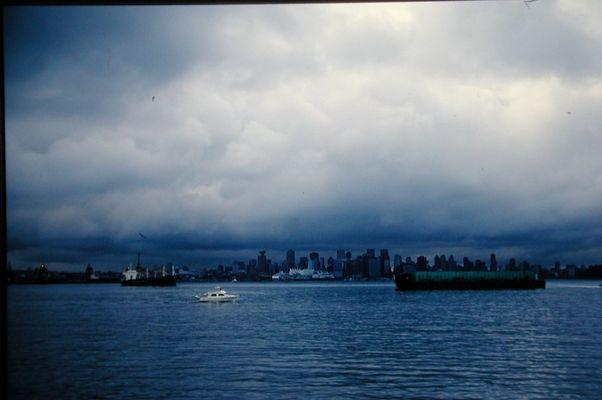 Sturm über Vancouver