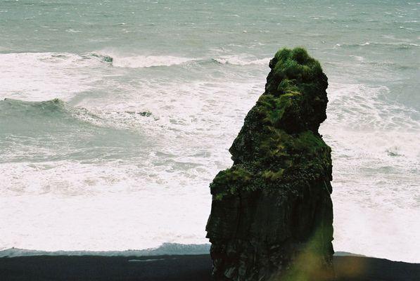 Sturm vor Island
