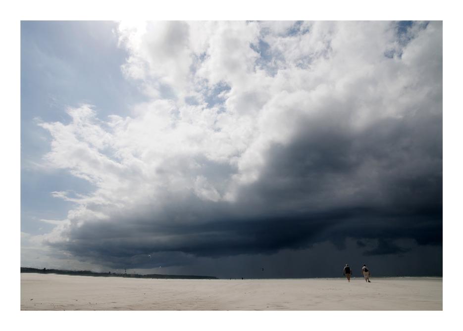 ...Sturm zieht auf ...