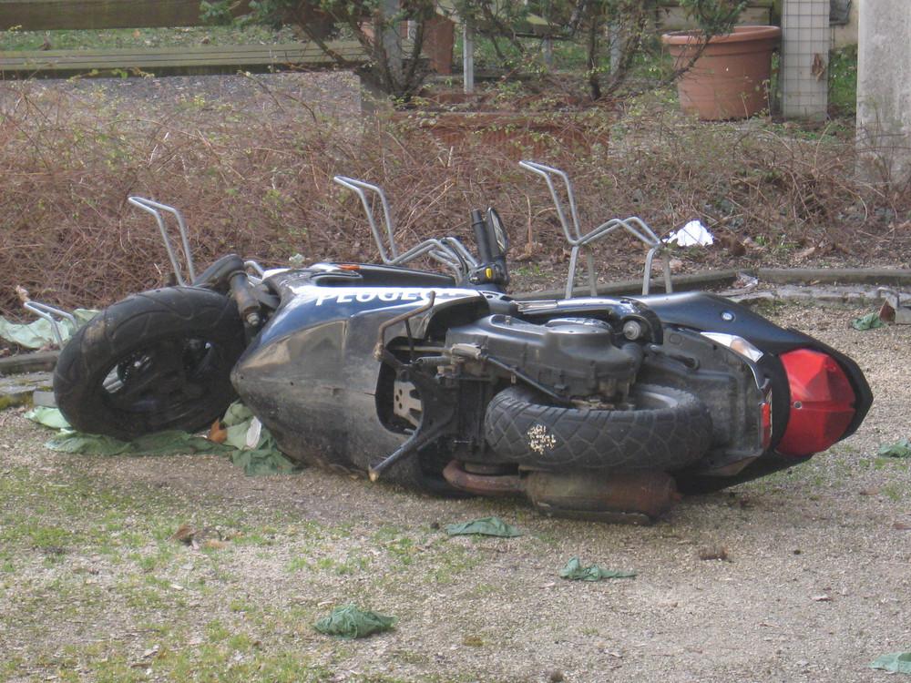 Sturmopfer Motorbike