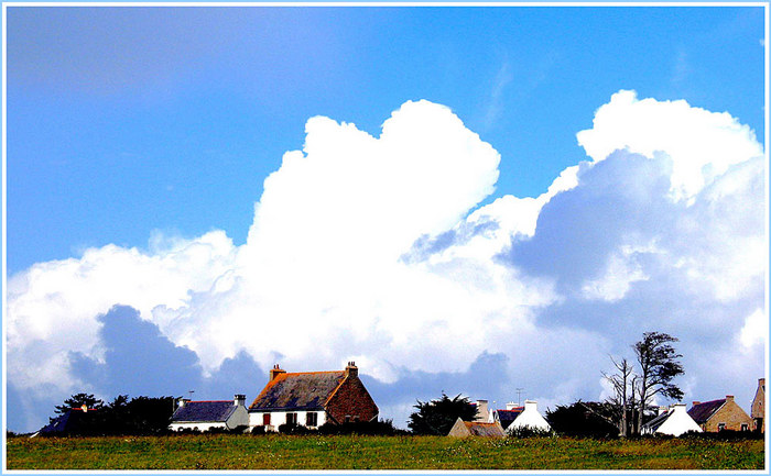Sturmtag in der Bretagne!